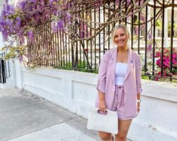 Spring Blazer Set from Nordstrom Rack